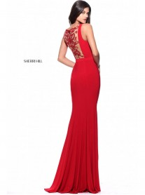 51096 - Red (Sherri Hill)