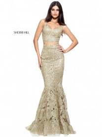 51192 - Gold (Sherri Hill)