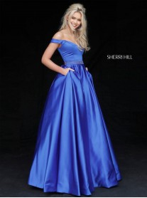 51124 - Black (Sherri Hill)