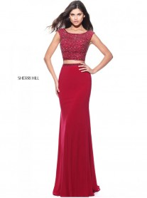 51125 - Red (Sherri Hill)