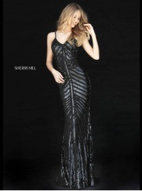 51206 - Black (Sherri Hill)