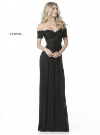 51556 - Black (Sherri Hill)