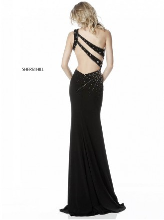 51566 - Black (Sherri Hill)