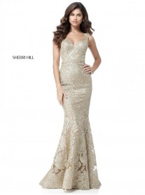 51571 - Gold (Sherri Hill)