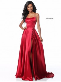 51631 - Gunmetal / Royal / Ruby (Sherri Hill)