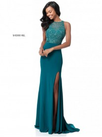 51686 - Emerald (Sherri Hill)