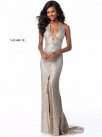 51752 - Gold (Sherri Hill)