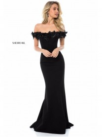 51774 - Black (Sherri Hill)