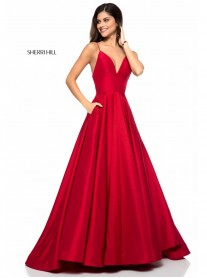 51822 - Red (Sherri Hill)