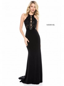 51899 - Black (Sherri Hill)