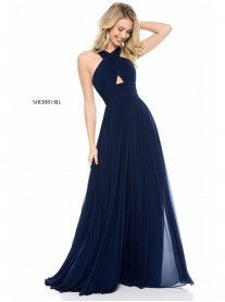 51903 - Navy (Sherri Hill)