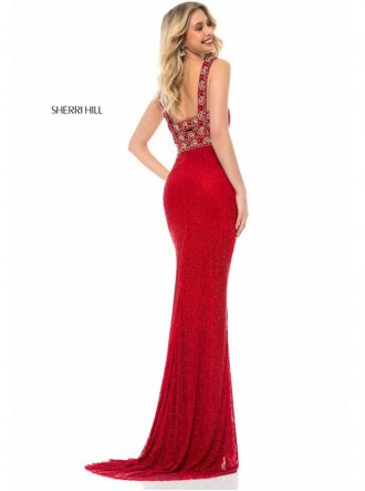 51950 - Black (Sherri Hill)