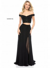 51996 - Black (Sherri Hill)