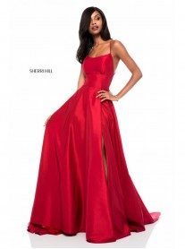 52022 - Red (Sherri Hill)