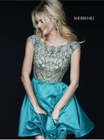 32273 - Emerald (Sherri Hill)