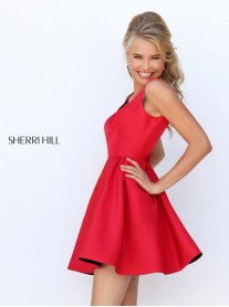 50330 - Red (Sherri Hill)