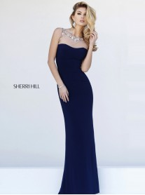 11303 - Black (Sherri Hill)