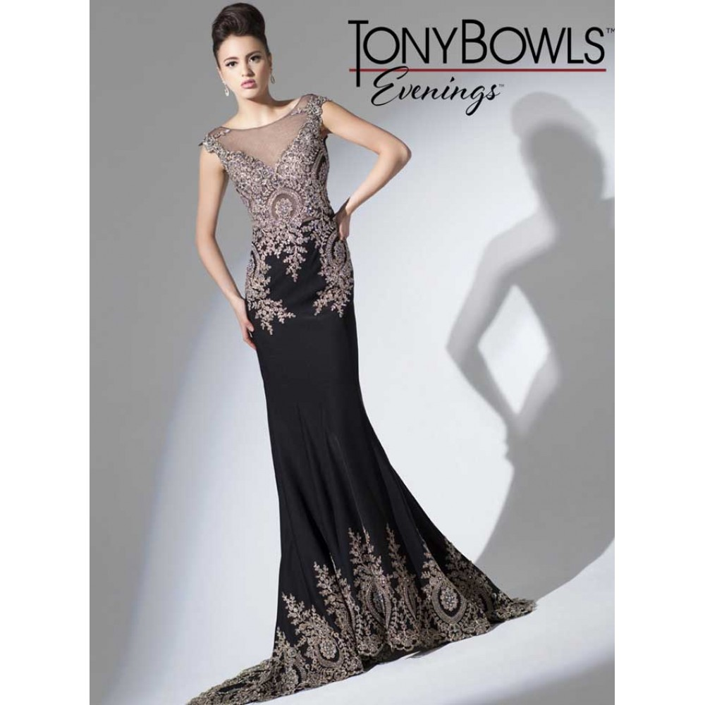 11571 Evening Prom Dress - Tony Bowls Dresses by Molly Browns