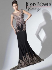 11571 - Black/Gold (Tony Bowls)