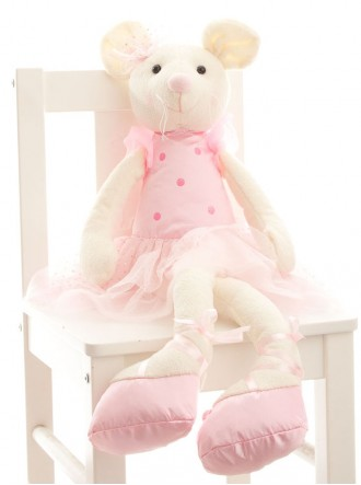 Ballet Mouse - Large (Lucy Locket)