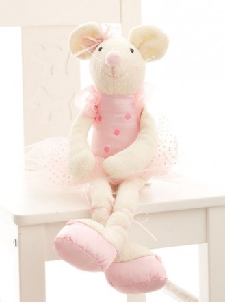Ballet Mouse - Small (Lucy Locket)
