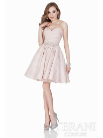 1622C1338 - Blush (Terani Couture)