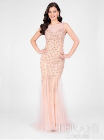 1711P2591 - Blush/Nude (Terani Couture)