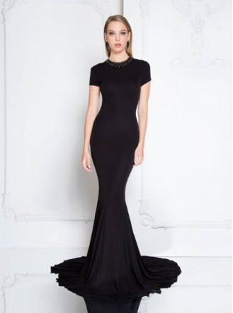1812E6279 - Black (Terani Couture)