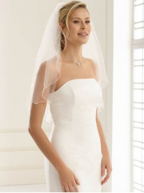 Wedding Veil V - Elbow Length (Ivory)