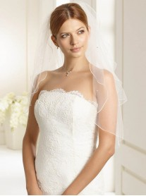 Wedding Veil W - Elbow Length (Ivory)