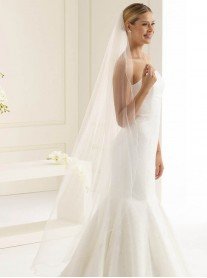 Wedding Veil L - Chapel Length (Ivory)