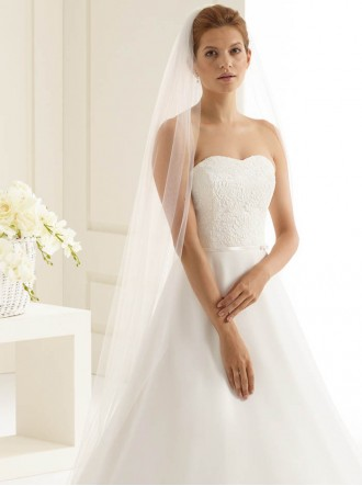 Wedding Veil M - Chapel Length (Ivory)