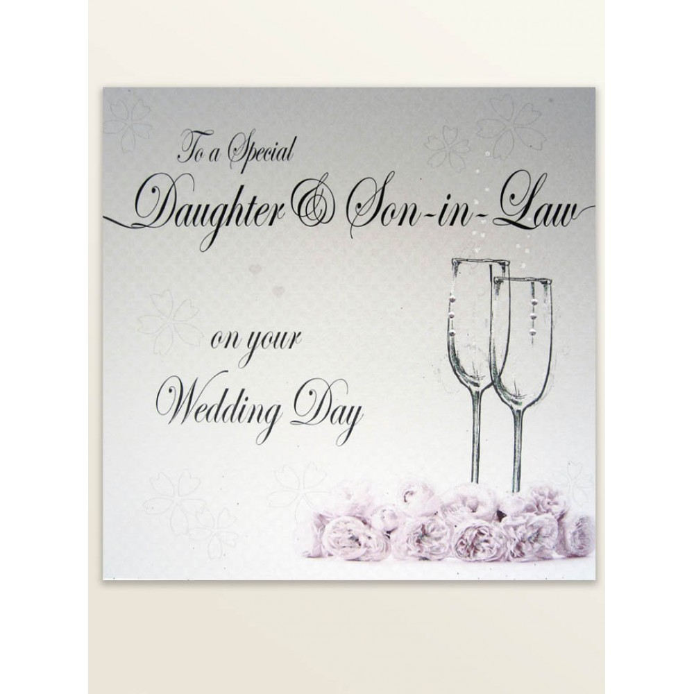 Special Wedding Gifts For Son And Daughter In Law : HomeGiftsWedding GiftsDaughter & Son-In-LawWedding ...