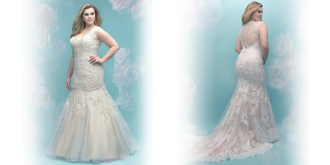 Introducing... Allure Bridals Wedding Dresses to Molly Browns, York ...