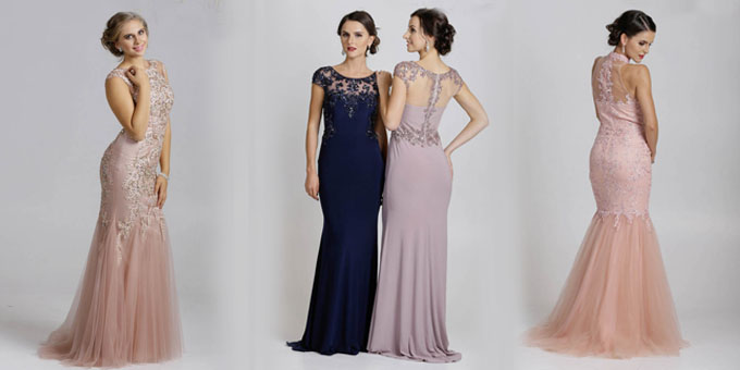 2018 Prom Dress Collections Angel Forever By Molly Browns