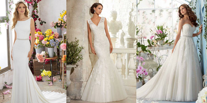 Wedding Dress Sample Sale 2017 - Here In York! by Molly Browns